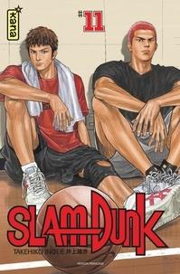 Slam Dunk Tome 11 - Takehiko Inoué |