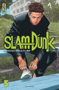 Takehiko Inoué - Slam Dunk Tome 5 : Star édition.