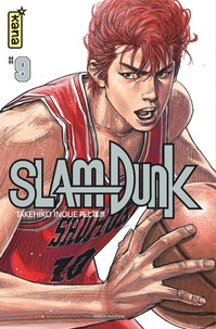 Takehiko Inoué - Slam Dunk Tome 9 : Star édition.