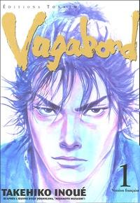 Takehiko Inoué - Vagabond Tome 1 : .