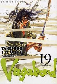 Takehiko Inoué - Vagabond Tome 19 : Le feu follet.