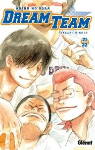 Takeshi Hinata - Dream Team Tome 21-22 : .