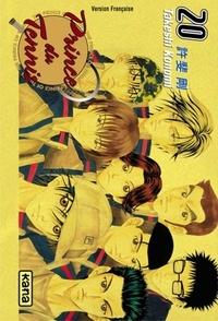 Takeshi Konomi - Prince du Tennis Tome 20 : .