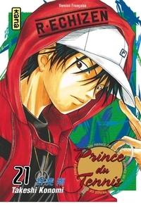 Takeshi Konomi - Prince du Tennis Tome 21 : .