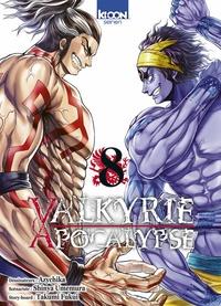 Takumi Fukui et Shinya Umemura - Valkyrie apocalypse Tome 8 : .