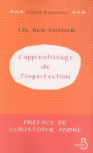 Téléchargement du portail Ebooks L'apprentissage de l'imperfection