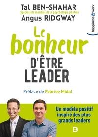 Tal Ben-Shahar - Le bonheur d'être leader.