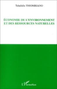 Deedr.fr Economie de l'environnement et des ressources naturelles Image