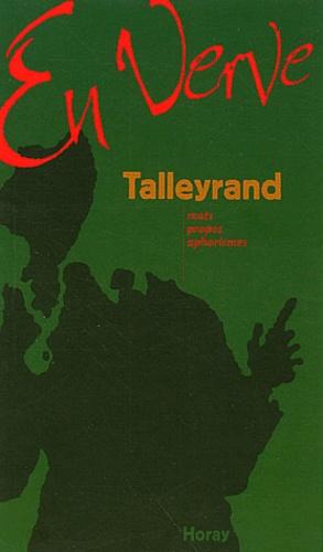 Talleyrand-Périgord - .