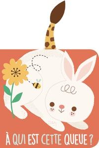 Tam Tam Editions - A qui est cette queue ? (girafe).