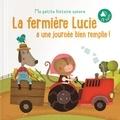 Tam Tam Editions - La fermière Lucie a une journée bien remplie !.