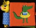 Tam Tam Editions - Le crocodile et la girafe.