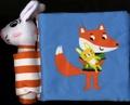 Tam Tam Editions - Le renard et le lapin.