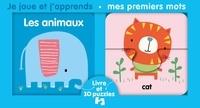 Tam Tam Editions - Les animaux - Avec 1 livre et 10 puzzles.