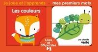 Tam Tam Editions - Les couleurs - Avec 1 livre et 10 puzzles.