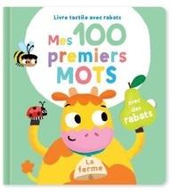Tam Tam Editions - Mes 100 premiers mots La ferme.