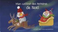 Tam Tam Editions - Mon coffret des histoires de Noël - Contient deux livres marionnettes !.