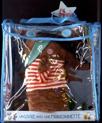 Tam Tam Editions - Super chien à la rescousse ! - Un livre avec une marionnette.