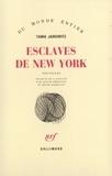 Tama Janowitz - Esclaves de New York.