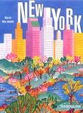 Tama Janowitz et Kanji Ishii - New York.