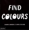 Tamara Shopsin et Jason Fulford - Find Colours.