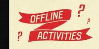 Tamara Shopsin et Jason Fulford - Offline Activities.