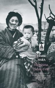 Tamiki Hara - Hiroshima - Fleurs d'été.