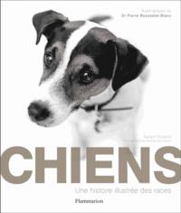 Tamsin Pickeral - Chiens - Une histoire illustrée des races.