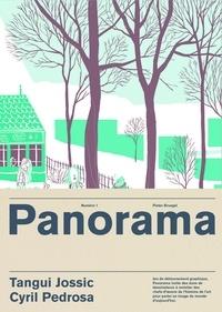 Tangui Jossic et Cyril Pedrosa - Panorama 1.