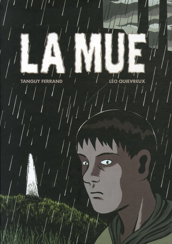 Tanguy Ferrand - La mue.