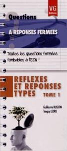 Réflexes et réponses types- Tome 1 - Tanguy Ledru |