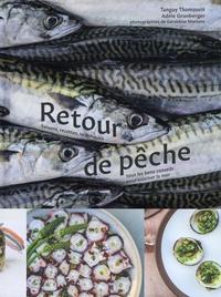Tanguy Thomassin et Adele Grunberger - Retour de pêche.