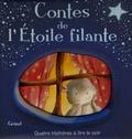 Tania Capron - Contes de l'Etoile filante - Quatre histoires pour le soir.
