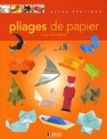 Tania Capron - Pliages de papier - Pour le enfants.