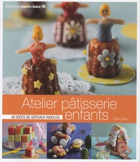 Tania Zaoui - Atelier pâtisserie enfants.