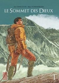Taniguchi Jirô et Yumemakura Baku - Le sommet des dieux Tome 1 : Edition spéciale Film.