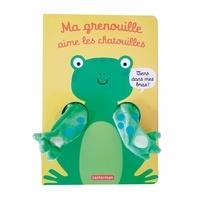 Tanja Louwers - Ma grenouille aime les chatouilles.