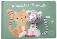 Tanja Louwers et Rikky Schrever - Moustache et Fripouille - Les meilleurs copains.