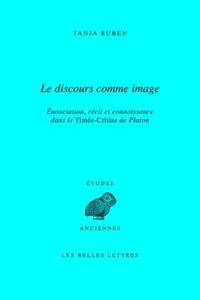 Goodtastepolice.fr Le discours comme image - Enonciation, récit et connaissance dans le Timée-Critias de Platon Image