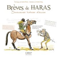 Tanneguy de Sainte-Marie et Christian Hirlay - Brèves de haras - Savoureuses histoires d'écuries.