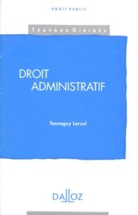Tanneguy Larzul - Droit administratif.