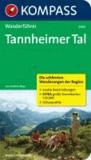 Tannheimer Tal - Wanderführer mit Tourenkarten und Höhenprofilen.
