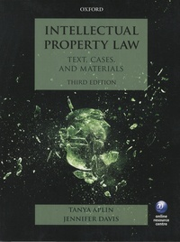 Checkpointfrance.fr Intellectual Property Law - Text, Cases, and Materials Image