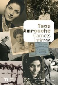 Taos Amrouche - Carnets intimes.