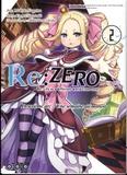 Tappei Nagatsuki et Makoto Fugetsu - Re:Zero Deuxième arc : Une semaine au manoir Tome 2 : .