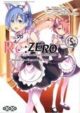 Tappei Nagatsuki et Makoto Fugetsu - Re:Zero Deuxième arc : Une semaine au manoir Tome 5 : .