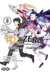 Tappei Nagatsuki et Daichi Matsuse - Re:Zero Troisième arc : Truth of Zero Tome 11 : .