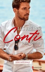 Tara Pammi - Les frères Conti - L'enfant caché de Leandro Conti - Mariée à son rival.