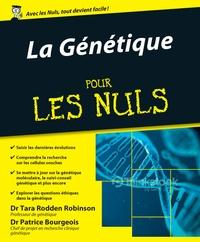 La génétique pour les Nuls - Tara Rodden Robinson pdf epub