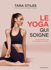 Deedr.fr Le yoga qui soigne - Du Yoga simple pour soigner plus de 50 problèmes de santé et vivre sans douleur Image